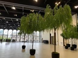 أشجار اصطناعية