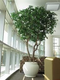 أشجار صناعية كبيرة