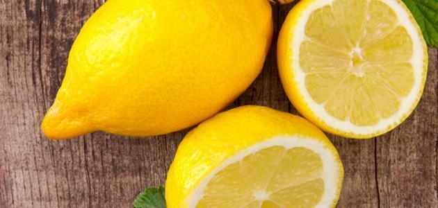 الليمون وأهم فوائده وأضراره